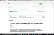 Introduction to Outlook Notifications REST API