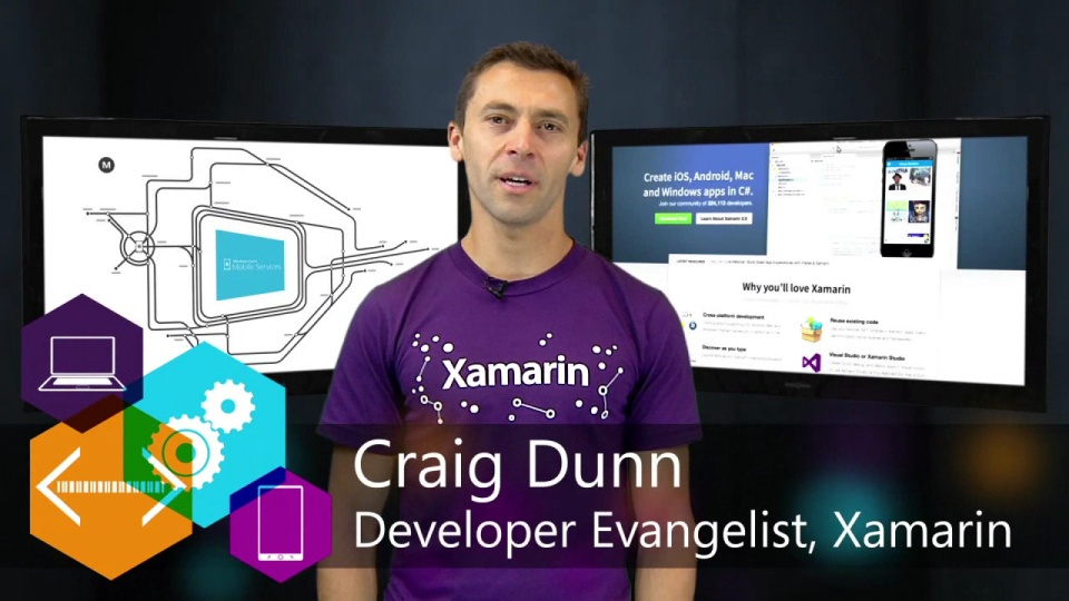 Getting Started with Xamarin and Windows Azure Mobile Services