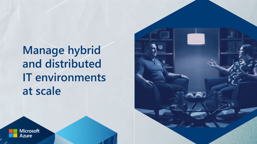 Manage hybrid and distributed IT environments at scale with Jeff Woolsey