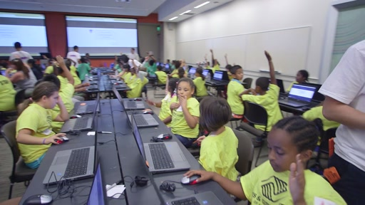 B-roll: Microsoft expands global YouthSpark initiative to focus on computer science with $75million investment