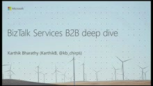 Deep dive on EDI / B2B
