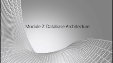 SQL Server Essentials for Oracle DBAs: (02) Database Architecture