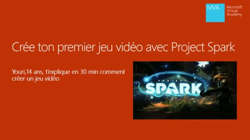Project Spark - Introduction