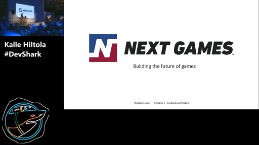 Next Games - Connecting SignalR, Azure and Unity Game Engine
