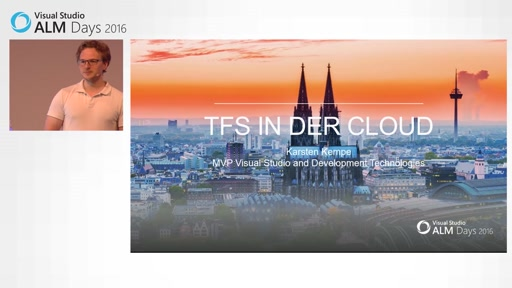 TFS in der Cloud