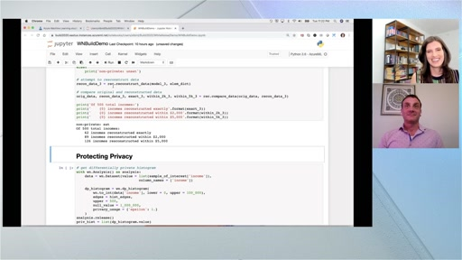 Responsible ML: Protect Privacy and Confidentiality with ML