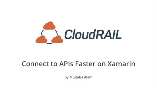 Connect to APIs 10x Faster on Xamarin