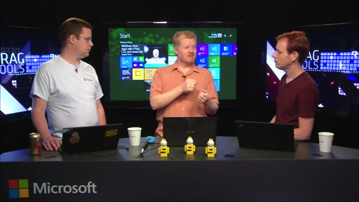 Defrag Tools #112 - Programming Windows Store Apps with HTML, CSS and JavaScript Part 2