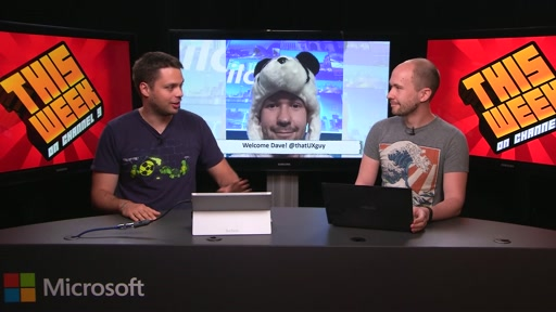 TWC9: E3, HoloLens, Cortana, Xbox One, Windows 10, ASM.JS and more