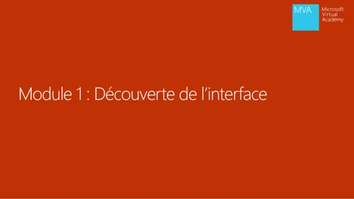 Project Spark 01 - Découverte de l'interface