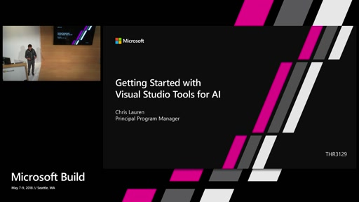 Getting Started with Visual Studio Tools for AI