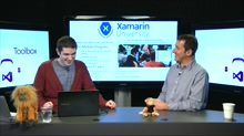 Cross Platform Mobile Apps with Xamarin and Azure Mobile Services