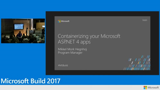 Containerizing your Microsoft ASP.NET 4.x apps