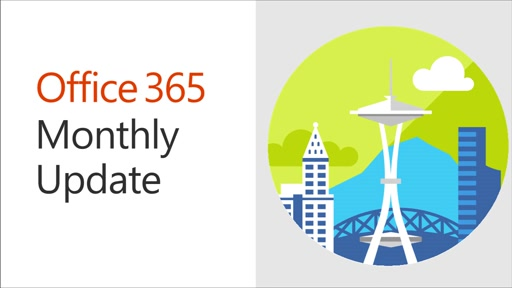 Office 365 Update: August 2017