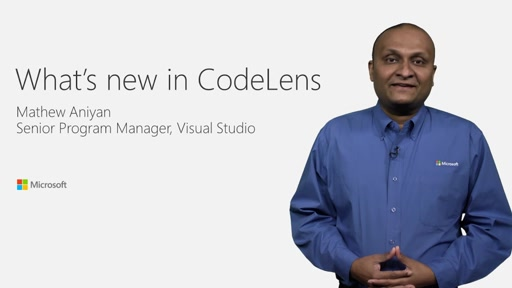 What's new in CodeLens