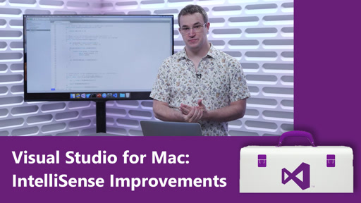 Visual Studio for Mac: IntelliSense Improvements