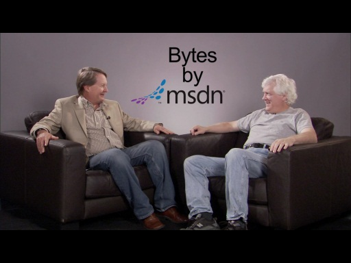 Bytes by MSDN: Billy Hollis and Tim Huckaby on WPF and Silverlight