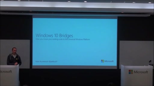 Windows 10 Bridges