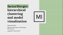 factorMerger: a set of tools to support results from post hoc testing