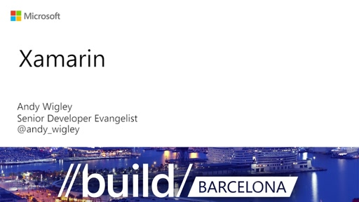Session: Xamarin