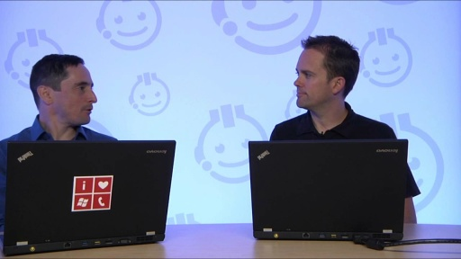 Inside Windows Phone 42 | Sam George on Native C++ Game Development in Windows Phone 8