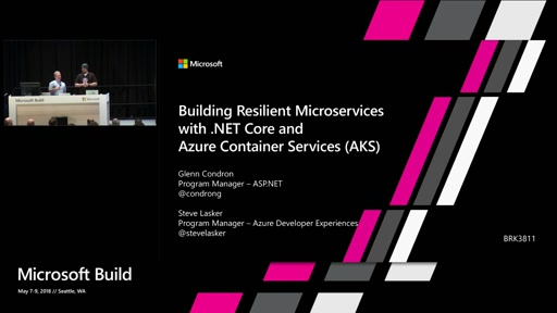 Building Resilient Microservices with .NET Core and Azure Container Services (AKS)
