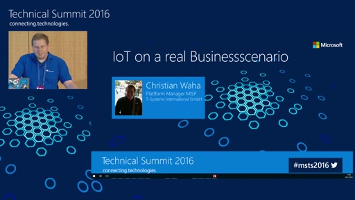 IoT on real business scenarios