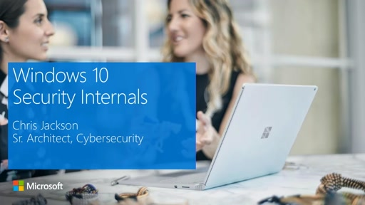 Windows 10 Security Internals