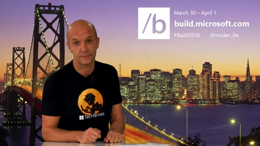 #Techeroes - Pochi giorni a #Build2016!