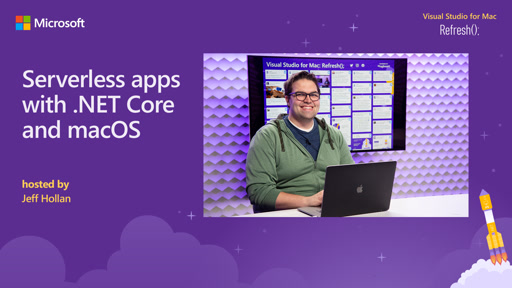 Serverless apps with .NET Core and macOS