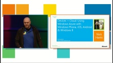 Using Windows Azure with Windows Phone, iOS, Android, and Windows 8