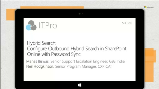 Configuring Hybrid Search with SharePoint 2013 and SharePoint Online