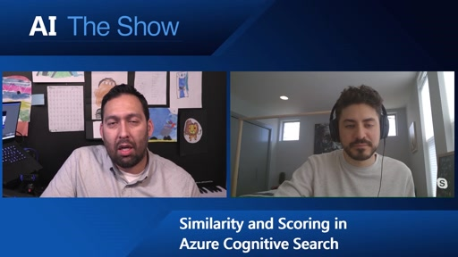 Similarity and Scoring in Azure Cognitive Search
