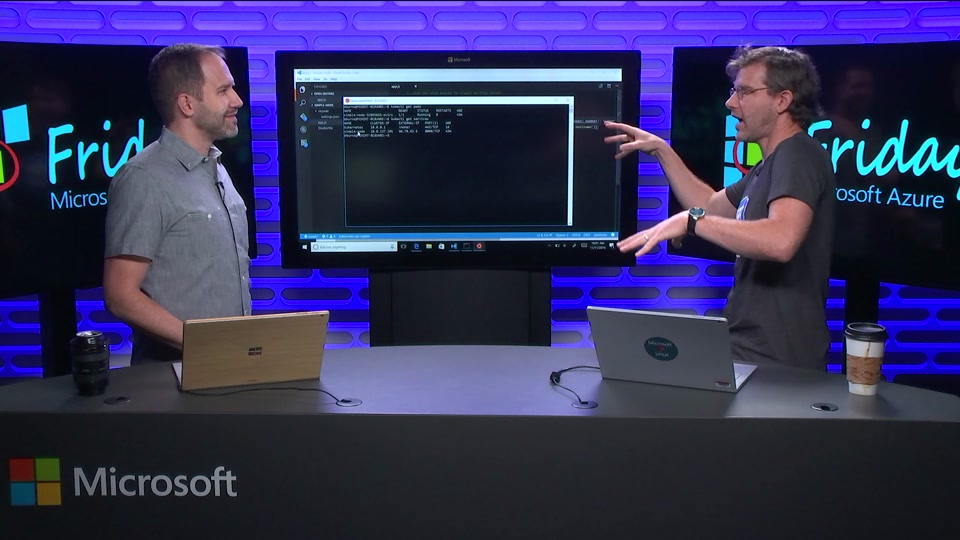 Using and Maintaining a Kubernetes Cluster in Azure Container Services