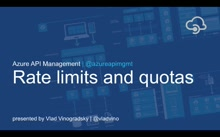Rate Limits and Quotas