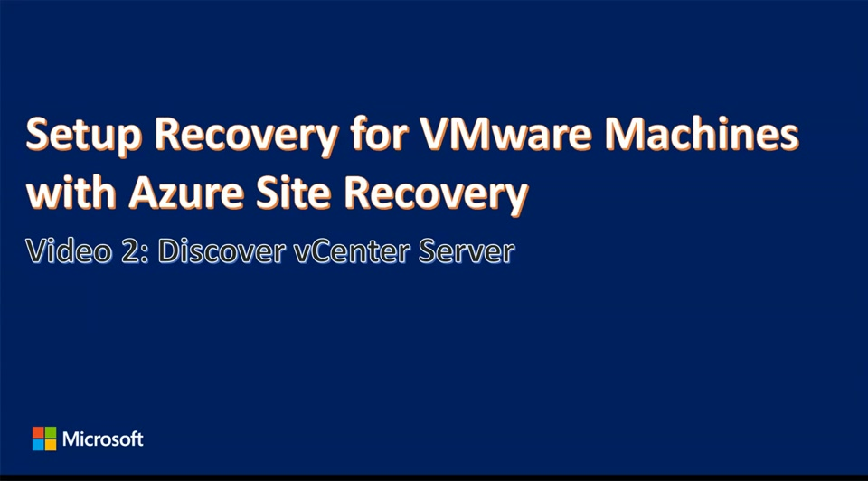 Enhanced VMware to Azure Discovery