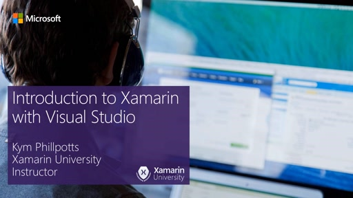 Introduction to Xamarin with Visual Studio