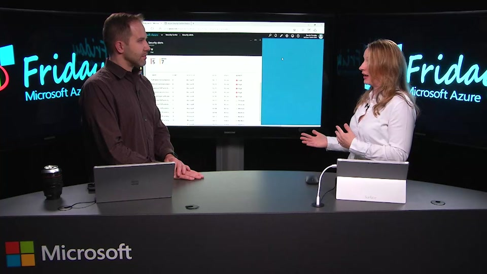 Azure Security Center - Threat Detection