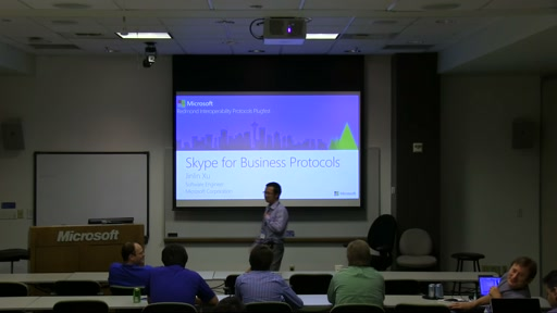 Skype for Business Protocols