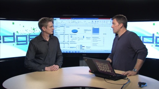 Edge Show 23 - Monitoring Service Delivery and Automation for the Private Cloud with System Center 2012
