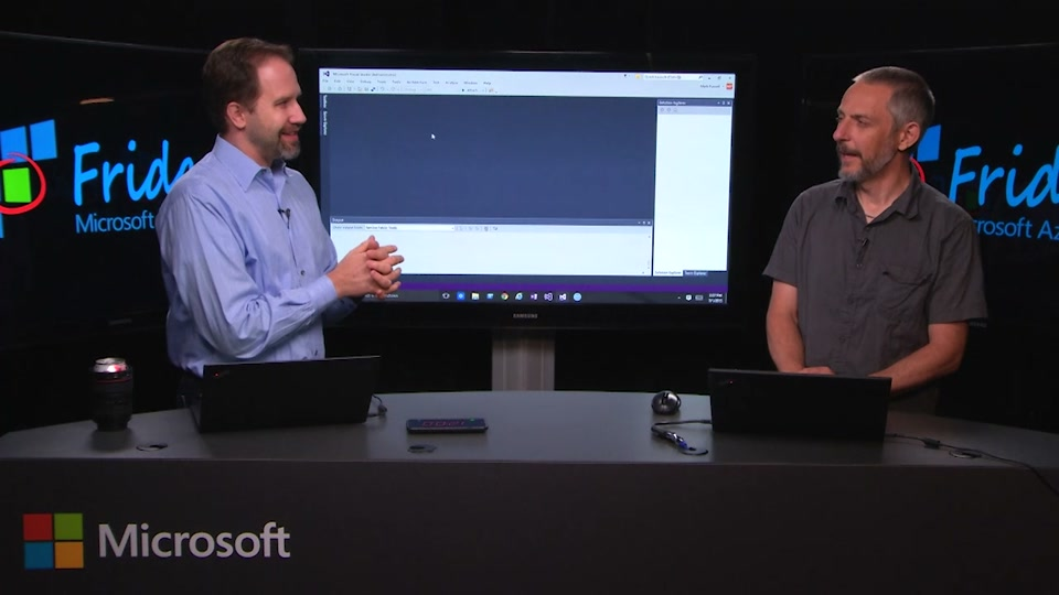 Azure Service Fabric and the Actor Model with Mark Fussell