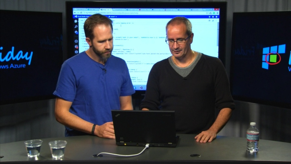 Erich Gamma introduces us to Visual Studio Online integrated with the Windows Azure Portal - Part 2