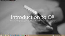 Xamarin: Introduction to C#