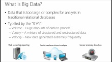Implementing Big Data Analysis: (01) Introduction to Big Data