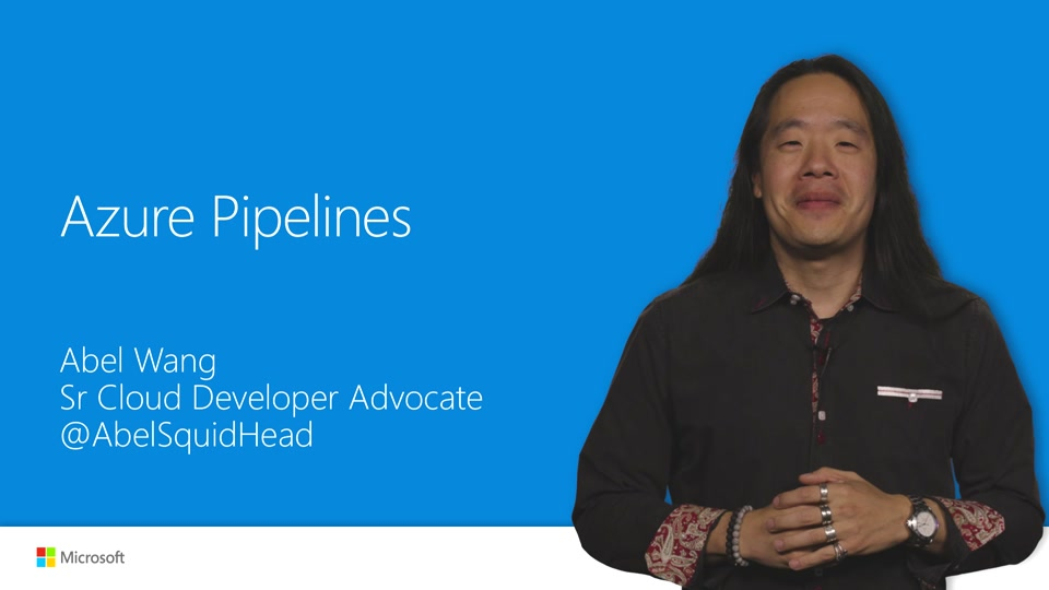 Building and Deploying your Code with Azure Pipelines
