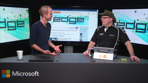 Edge Show 134: It's Ben Armstrong and what's new in Hyper-V