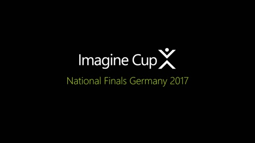 Imagine Cup 2017 – German National Finals