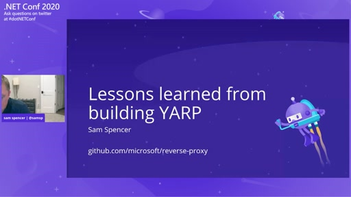 Lessons Learned from Building the YARP Proxy on .NET