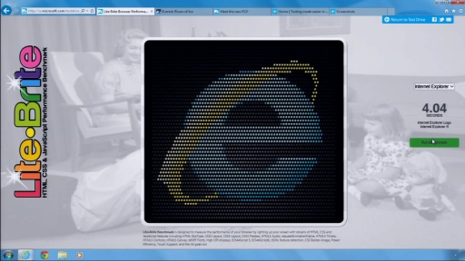 Internet Explorer 11 Developer Preview for Windows 7