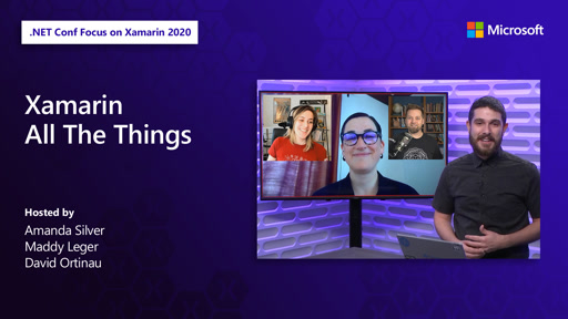 Keynote: Xamarin All The Things
